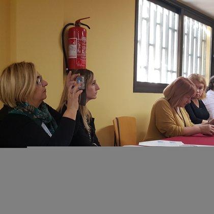 Project Meeting in Punta del Hidalgo,Tenerife, Spani