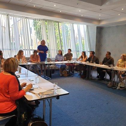 Project Meeting in Oradea, Romania